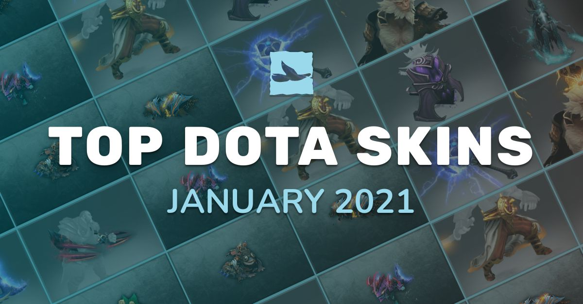 Article Trending Skins of January 2021 Banner Image