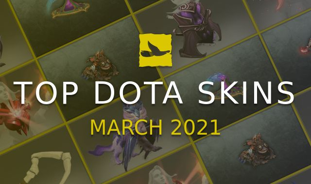 Trending Skins of March 2021 Preview
