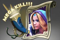 Mega-Kills: Crystal Maiden
