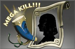 Default Mega-Kill Announcer