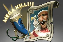 Mega-Kills: The Pirate Cap'n