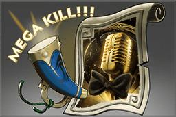Mega-Kills: Voice of The International