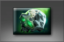Preserved Skull