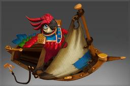 Lt. Squawkins Sailboat Upgrade