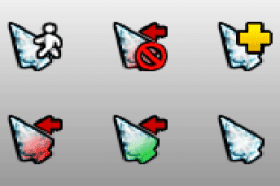 The Summit 3 Cursor Pack