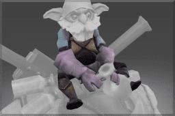 Alchemist's Diretide Shimmer Tiny Armor