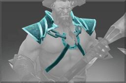 Centaur's Diretide Shimmer Shoulder