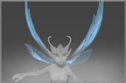 Dark Willow's Diretide Shimmer Wings