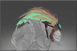 Dazzle's Diretide Shimmer Mohawk
