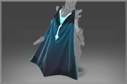Drow's Diretide Shimmer Cape