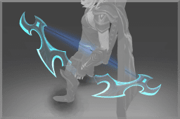 Drow's Diretide Shimmer Weapon