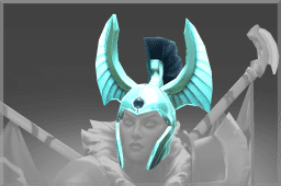 Legion Commander's Diretide Shimmer Head