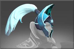 Luna's Diretide Shimmer Helmet