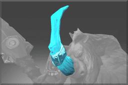 Magnus's Diretide Shimmer Horn