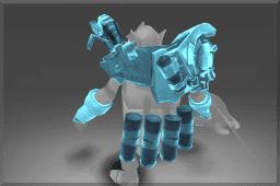Clockwerk's Diretide Shimmer Armor