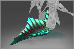 Naga Siren's Diretide Shimmer Tail