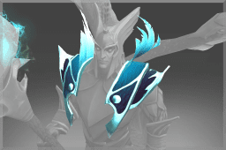 Skywrath's Diretide Shimmer Shoulders