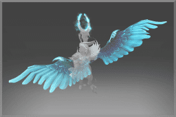 Skywrath's Diretide Shimmer Wings