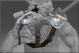 Ogre's Caustic Steel Blinders
