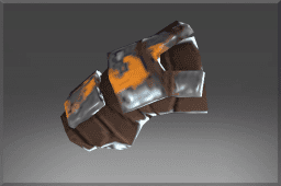Ogre's Caustic Steel Bracers