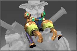 Razil's Revitalizer Armor