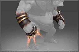 Armguards of the Darkbrew Enforcer