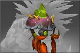 Helm of the Violent Precipitate