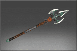 Halberd of the Steppe