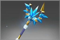 Staff of the Blueheart Sovereign