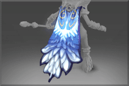 Cape of the Frozen Feather