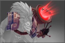 Nothlic Burden of the Crimson Witness