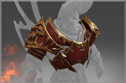 Pauldrons of the Daemon Prince