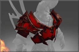 Eternal Pauldrons of the Daemon Prince