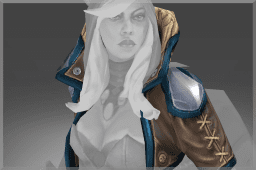 Coat of the Frostborne Wayfarer