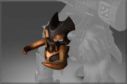 Mask of the Crimson Beast