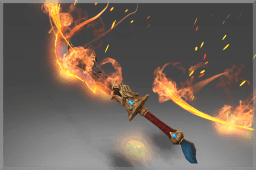 Sword of the Smoldering Sage