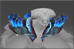 Frozen Void Shoulder