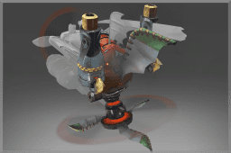 Iron Hull of the Dwarf Gyrocopter