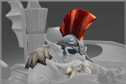 Iron Helm of the Dwarf Gyrocopter