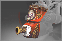 Iron Turret of the Dwarf Gyrocopter