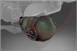 Missile of the Dwarf Gyrocopter