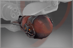 Iron Missile of the Dwarf Gyrocopter