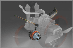 Iron Artillery of the Dwarf Gyrocopter