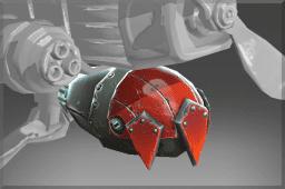 Sky-High Warship Bomb