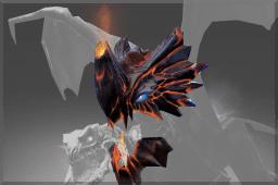 Fissured Flight - Fire Head