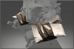 Bone Bracer of the Brave
