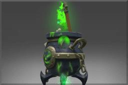 Sinister Shadow Healing Cauldron