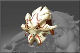 Aspect Mask of Fulminant Rage