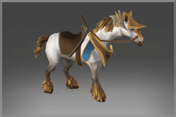 Roehrin the Pale Stallion