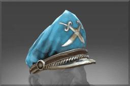 Admiral's Foraged Cap